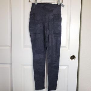 Aerie chill camo pocket leggings
